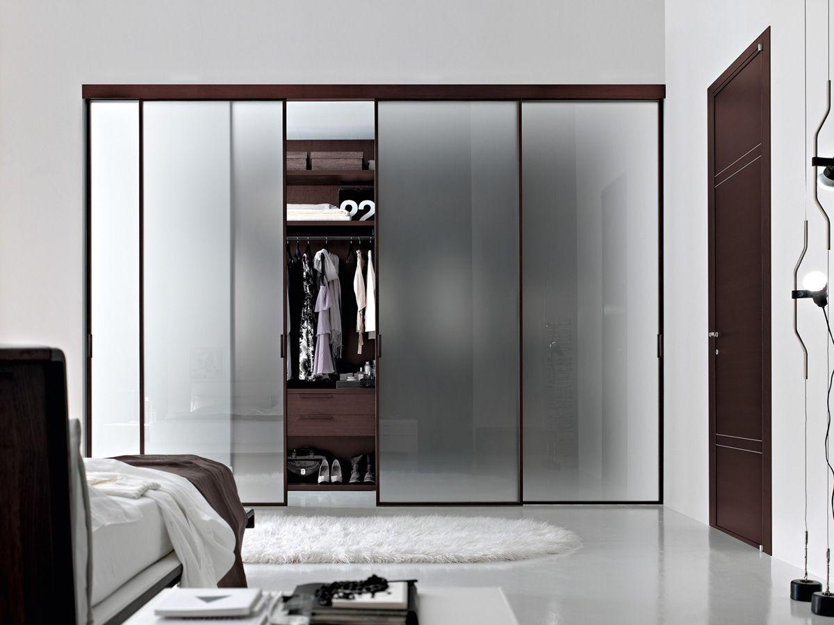 Image of: Sliding Doors Design For Bedroom