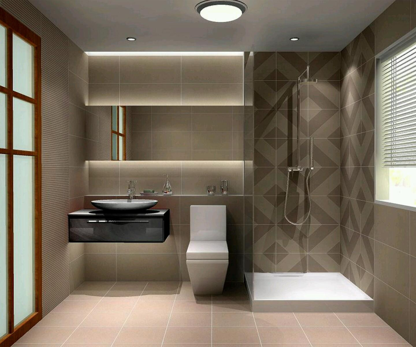 Image of: Small Bathroom Designs For Home