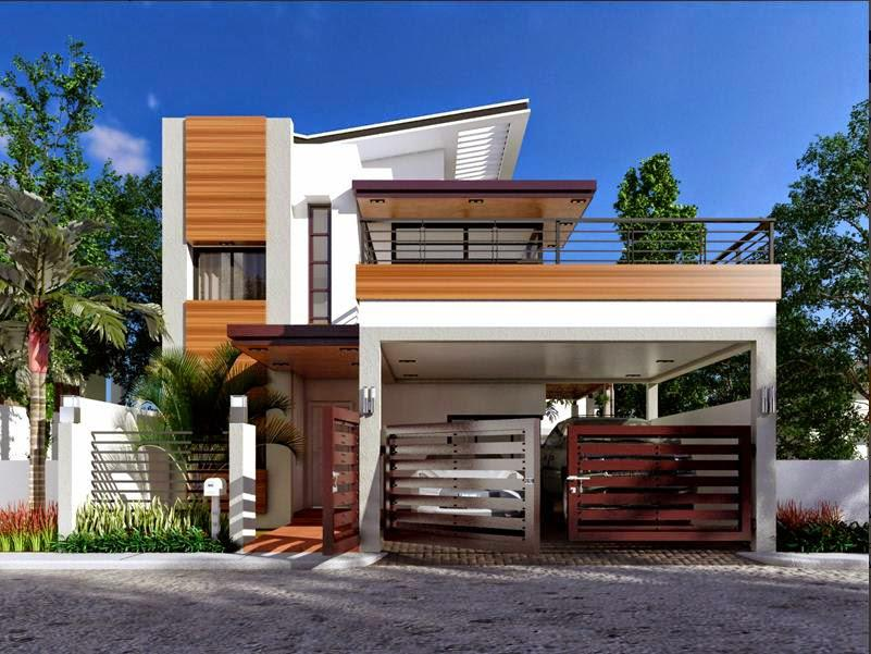 Image of: Small House Plans Modern