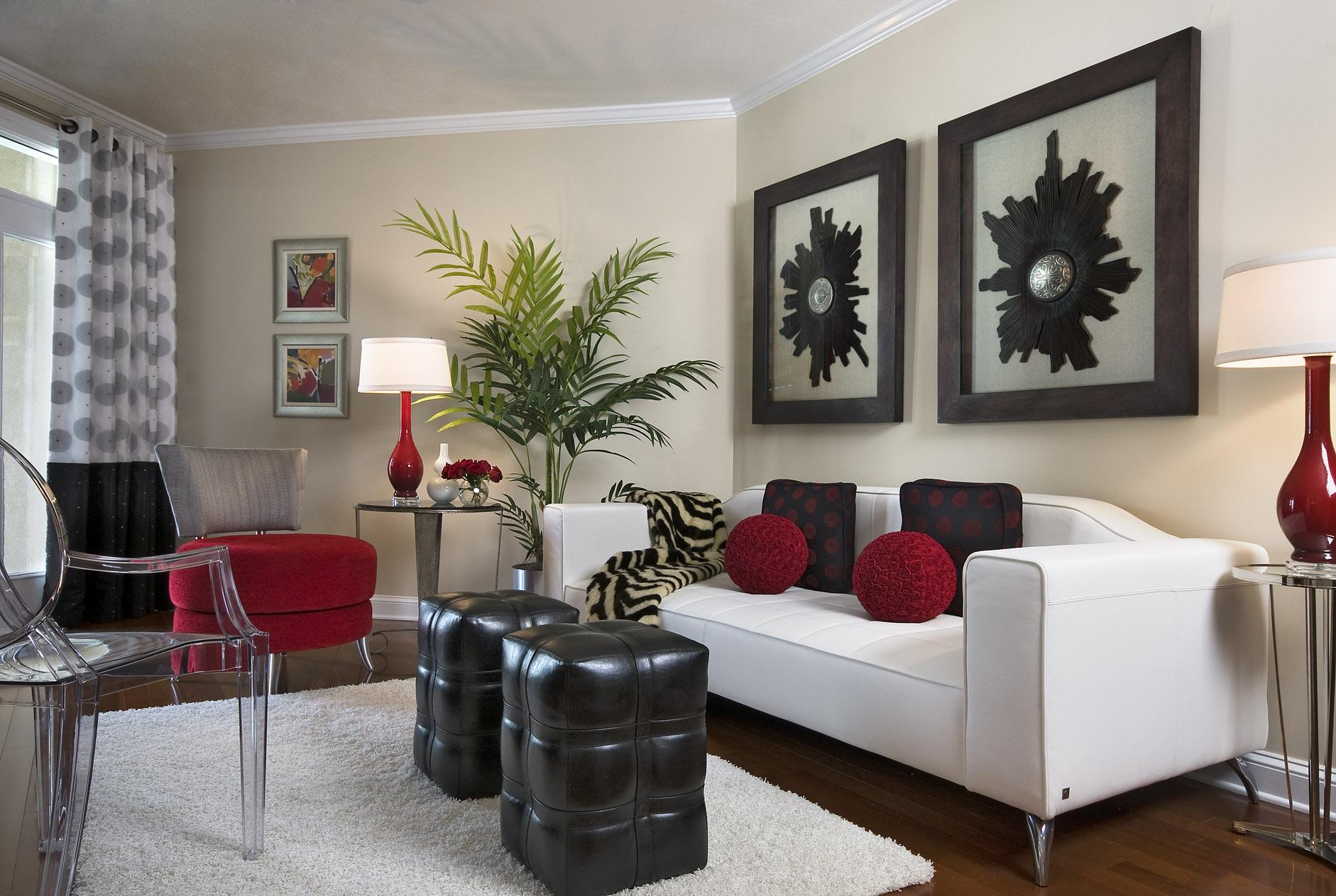 Image of: Small Living Rooms Design Ideas