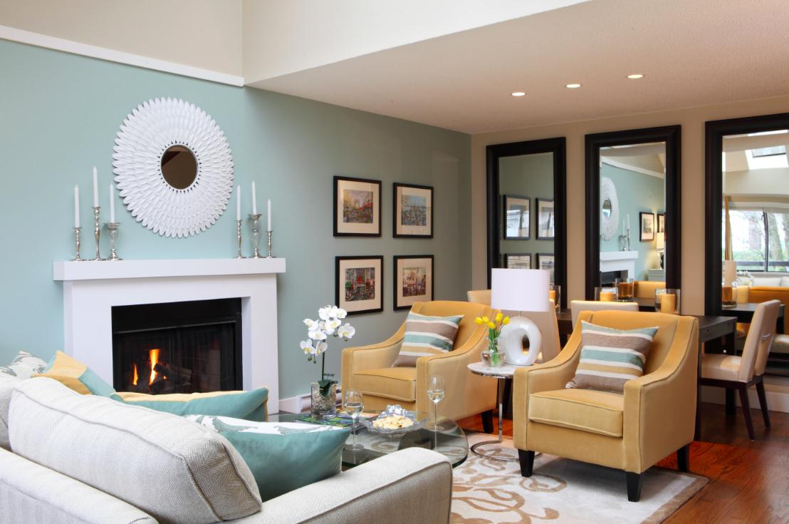 Image of: Small Living Rooms Images