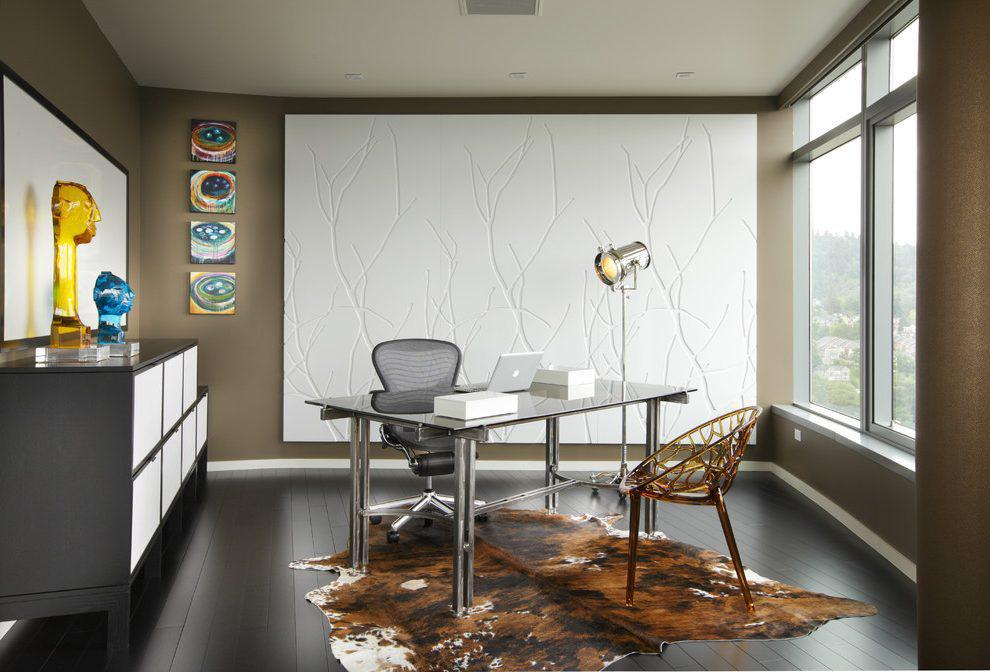 Image of: Small Office Design Plan