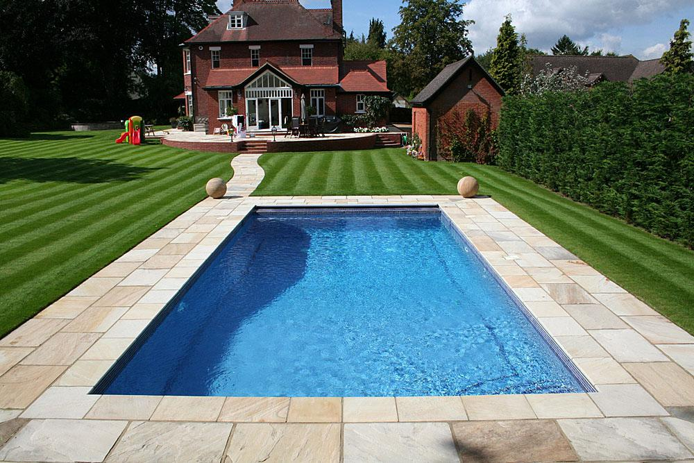 Image of: Small Swimming Pool Designs Ideas