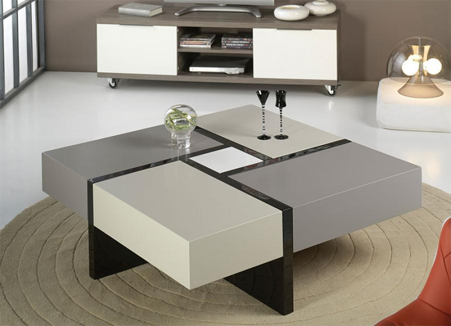 Image of: Stylish Coffee Table Sets
