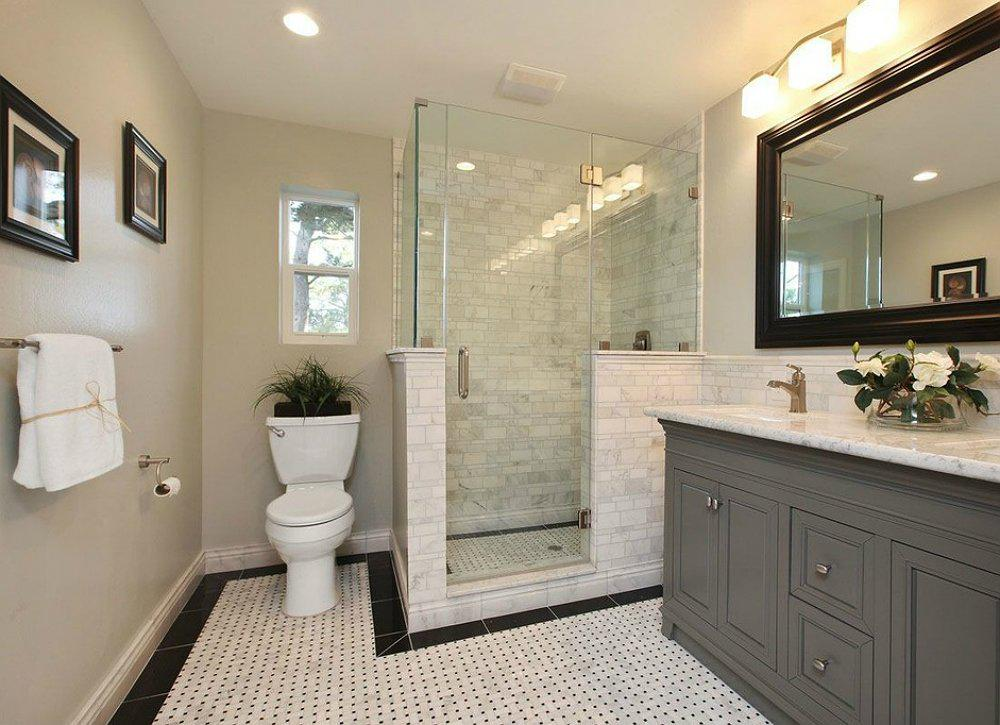 Image of: Tiny Bathroom Design Ideas