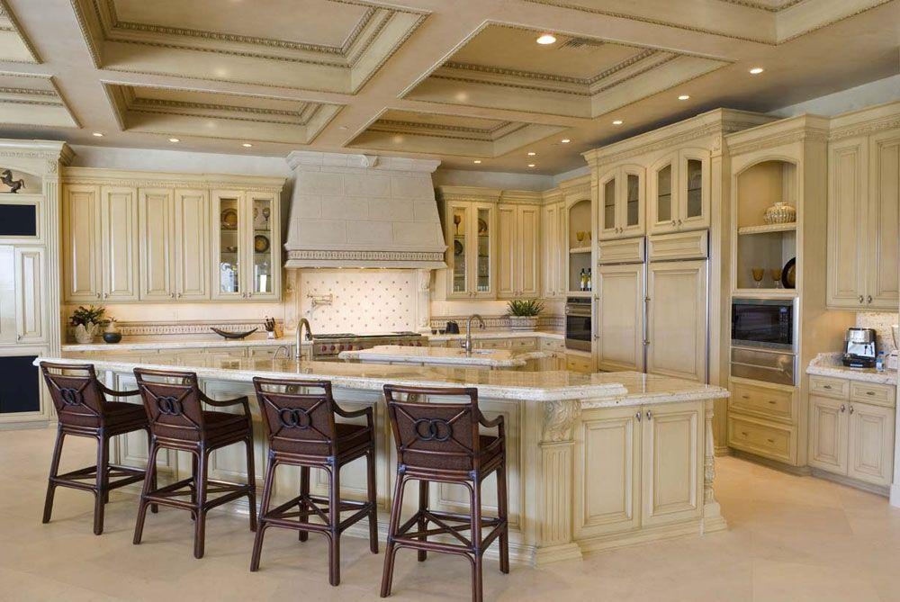Image of: Tuscan Kitchen Design Images