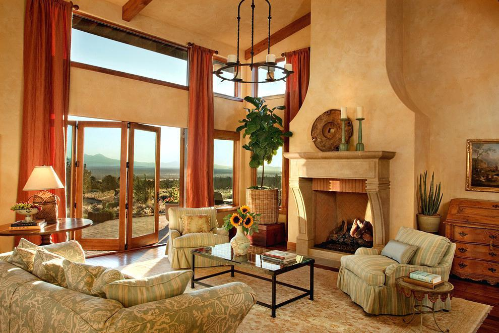 Image of: Tuscan Living Room Furniture