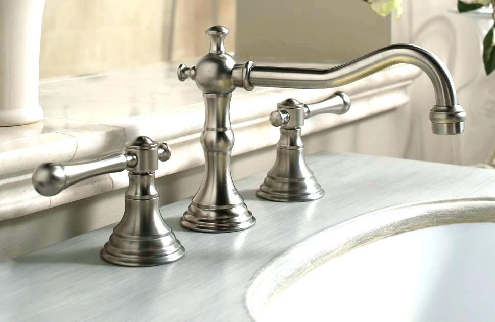 Image of: Unique Bathroom Faucet Fixtures