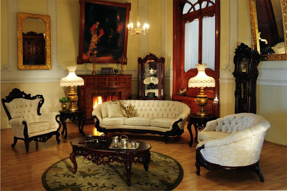 Image of: Victorian Decorating Ideas Living Room