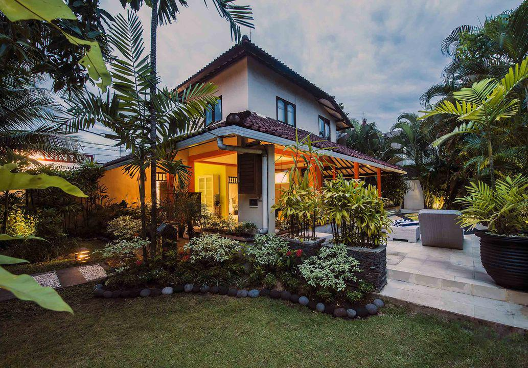 Image of: Villas In The Tropic Countries Ideas