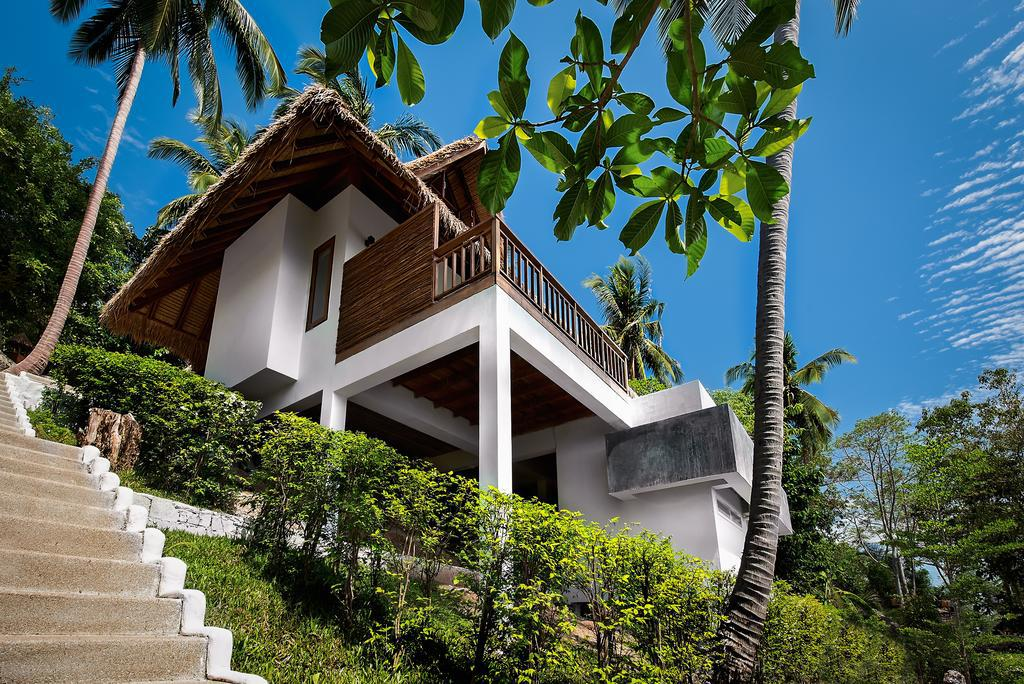 Image of: Villas In The Tropic Countries Style