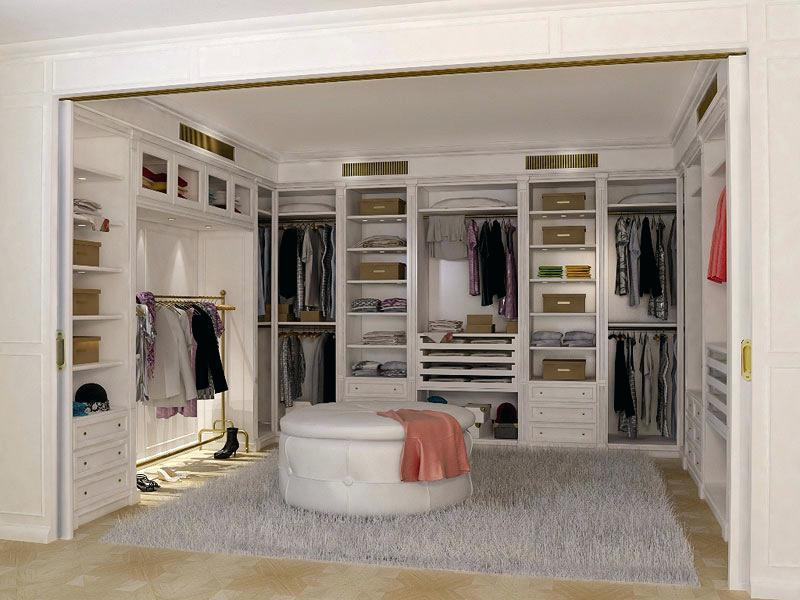 Image of: Walk In Wardrobe Ideas For Small Apartment