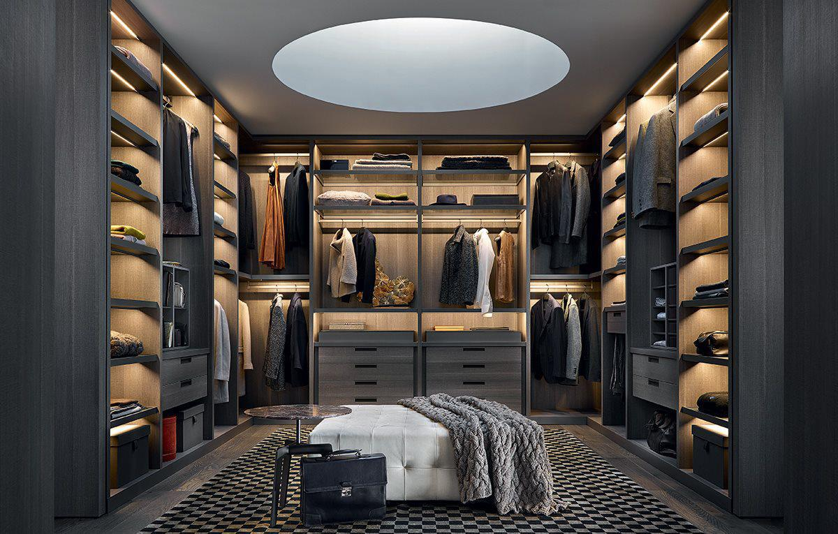 Image of: Walk In Wardrobe Ideas On A Budget