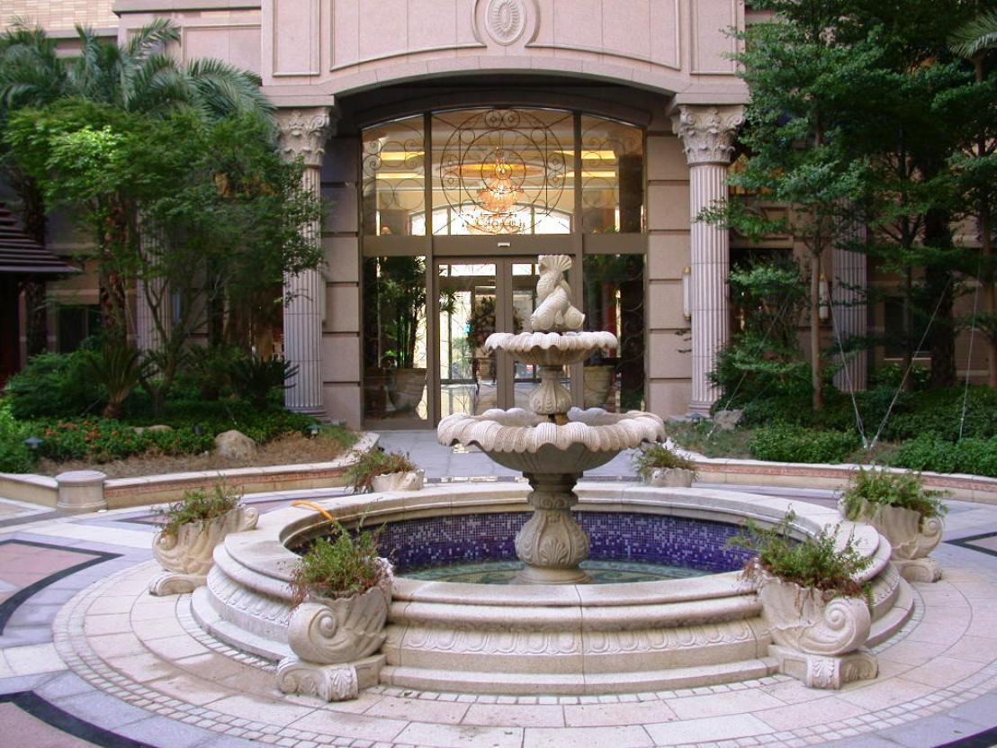 Image of: Water Fountains For Home Decor