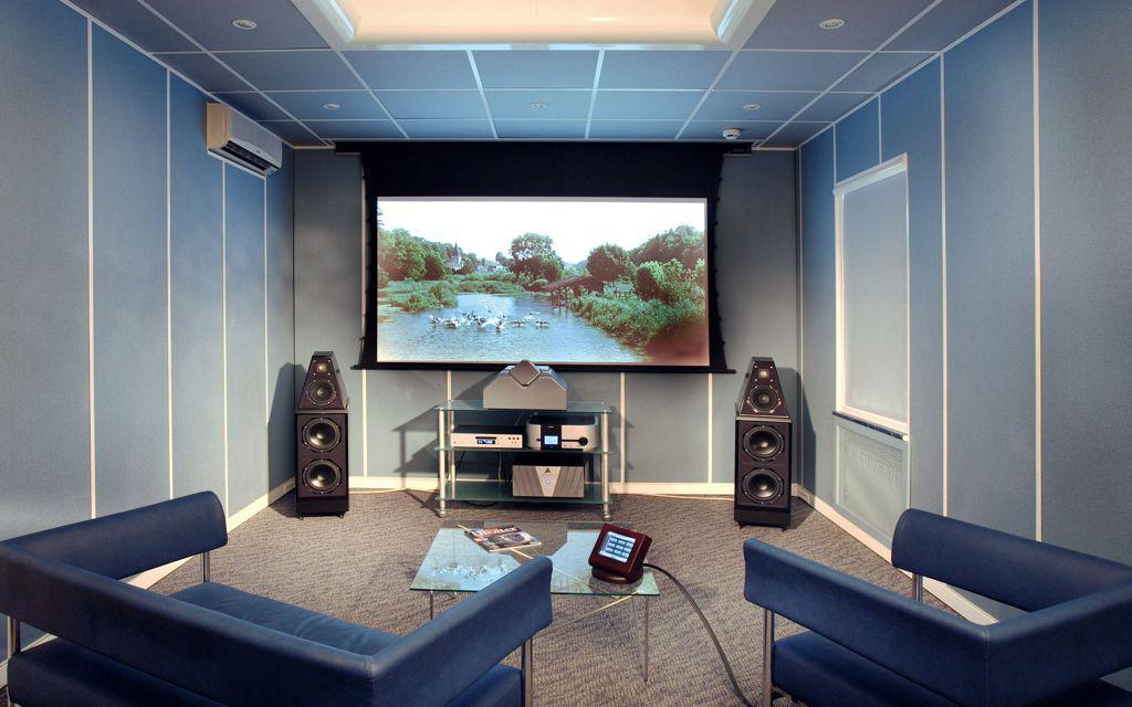 Image of: Best Home Theater Design